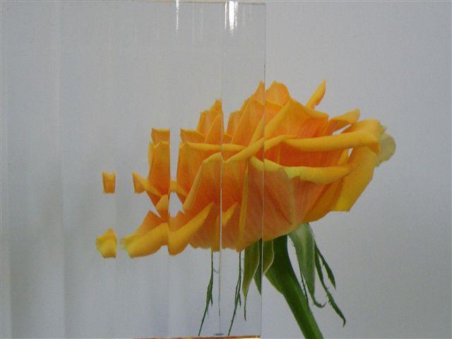 4mmモールガラス